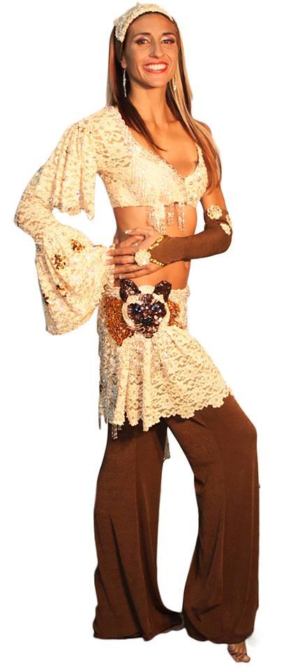 Escuela de Danzas Arabes Monica Ipas