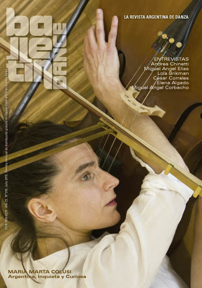 Balletin Dance, Nº 255, julio de 2016