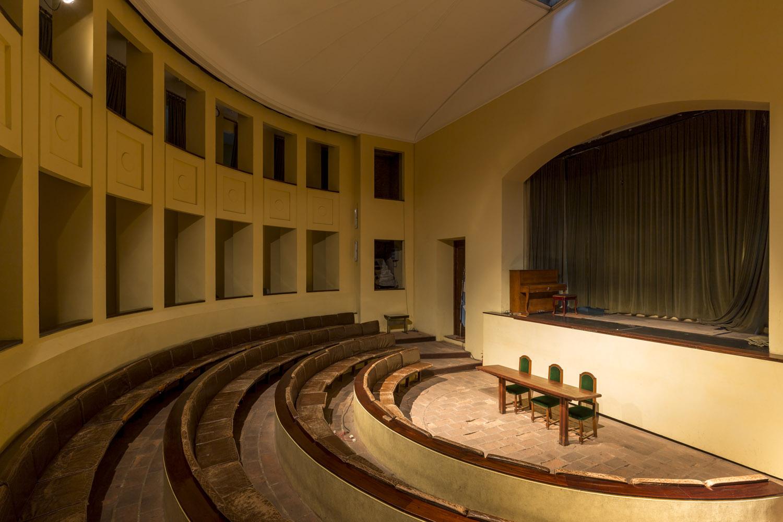 Sala de los representantes - Foto . Diego Eidelman