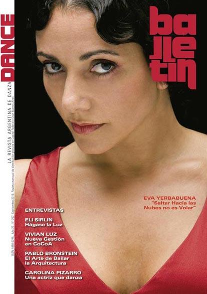 Balletin Dance, La Revista Argentina de Danza. Septiembre de 2016 (Año 23 - Nº 257)