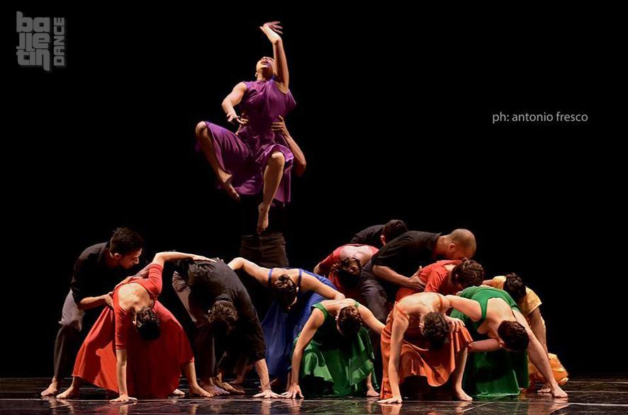 Taller de Danza Contemporánea del Teatro San Martín