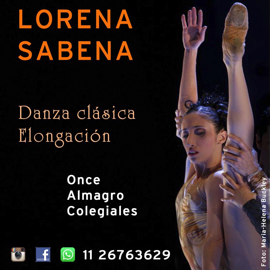 Lorena Sabena
