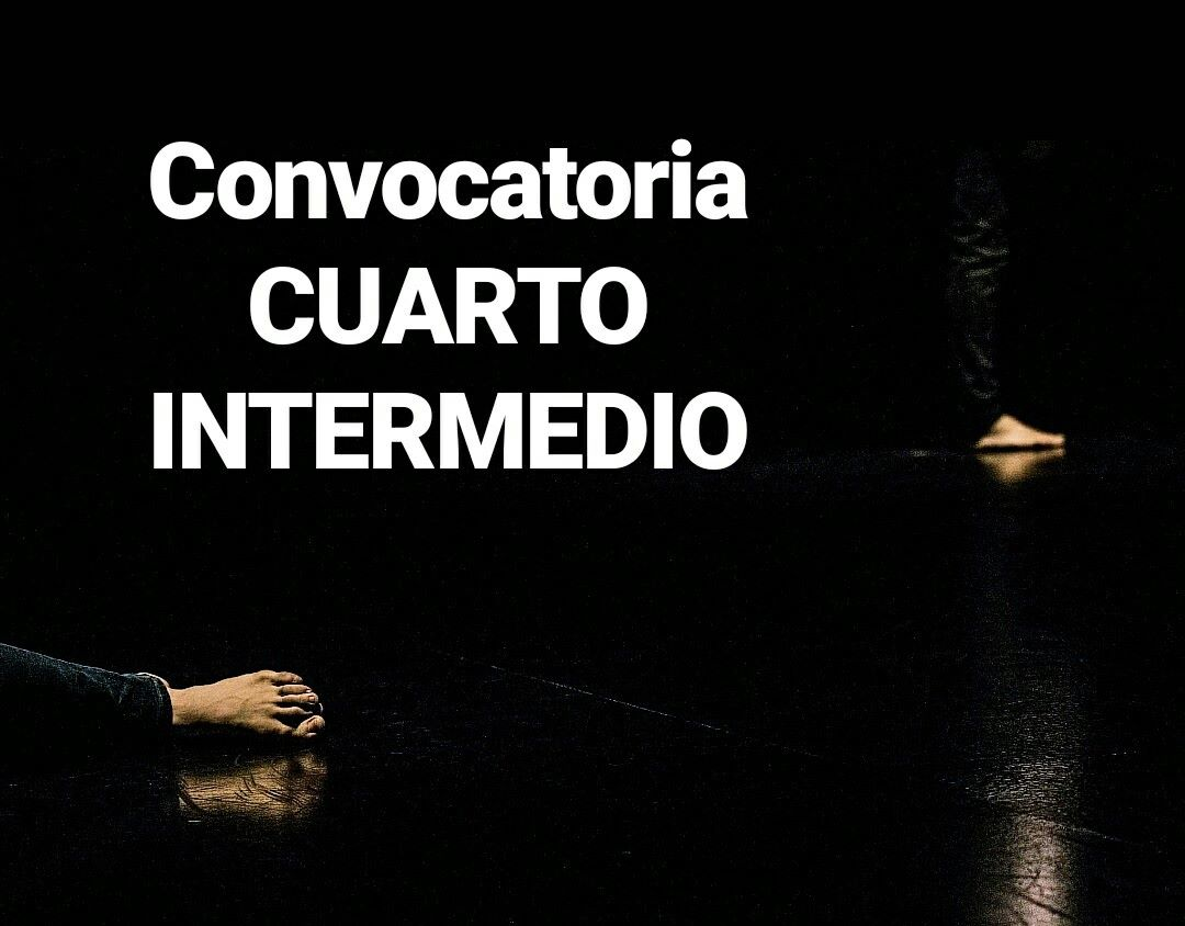 Convocatoria de bailarines buenos aires balletin dance for Cuarto intermedio