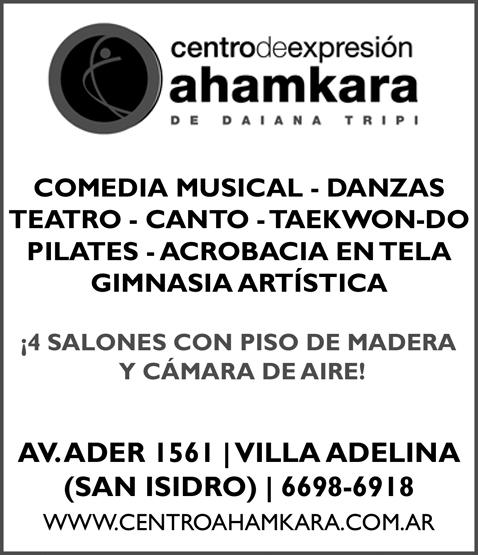 Centro de expresión Ahamkara