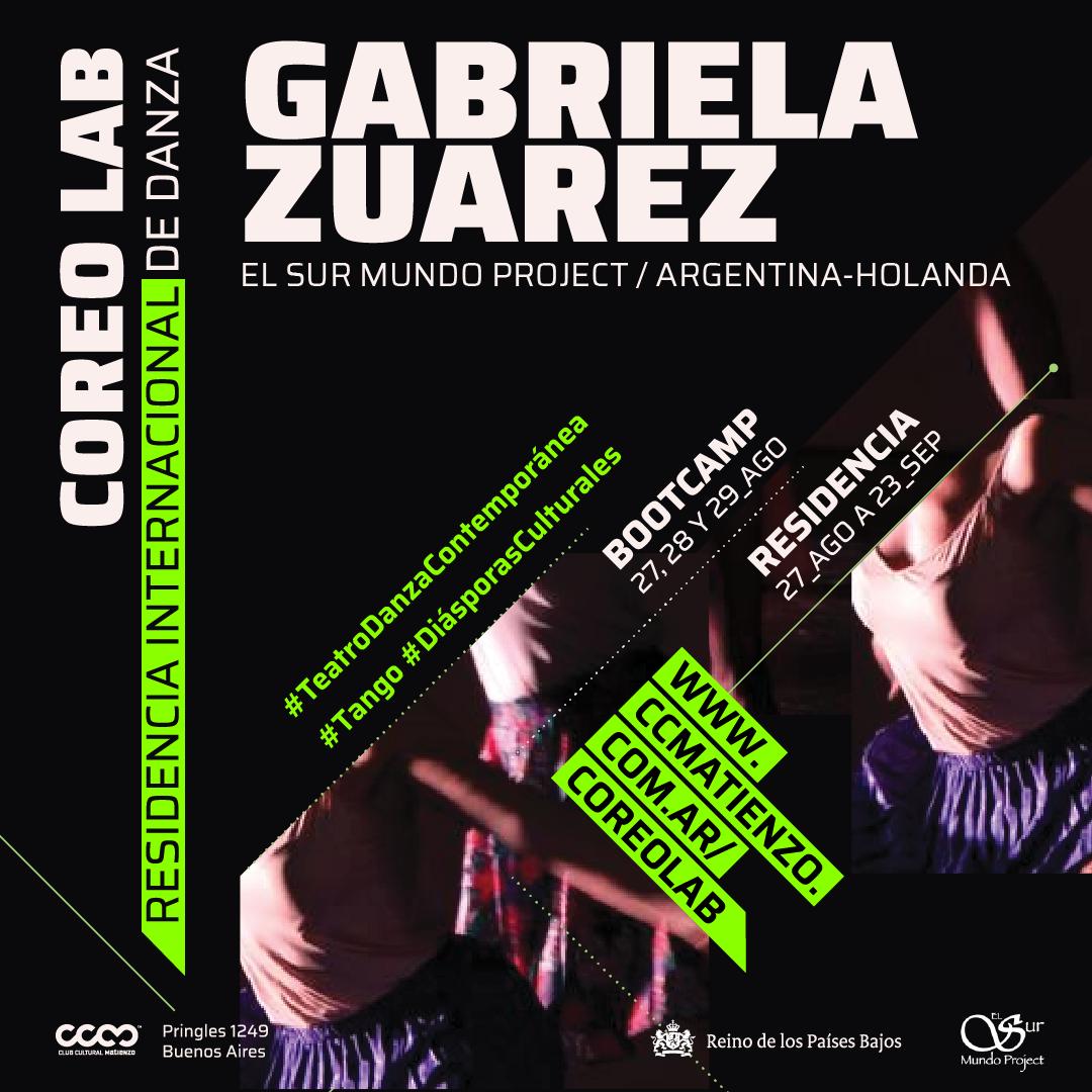 COREOLAB – Residencia Internacional de Danza