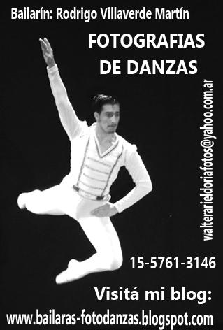 Fotografías de Danzas