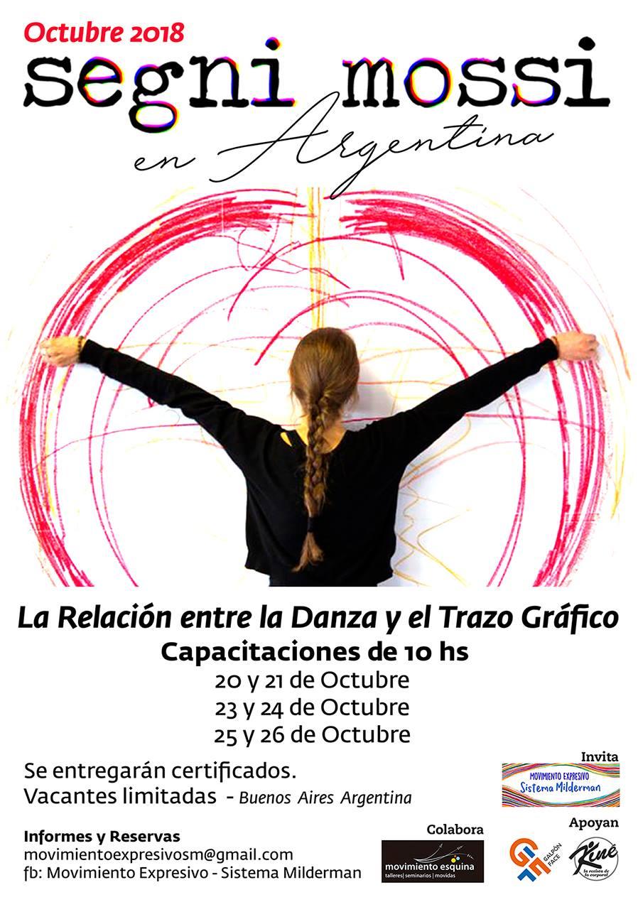 Segni Mossi en Argentina – Octubre 2018