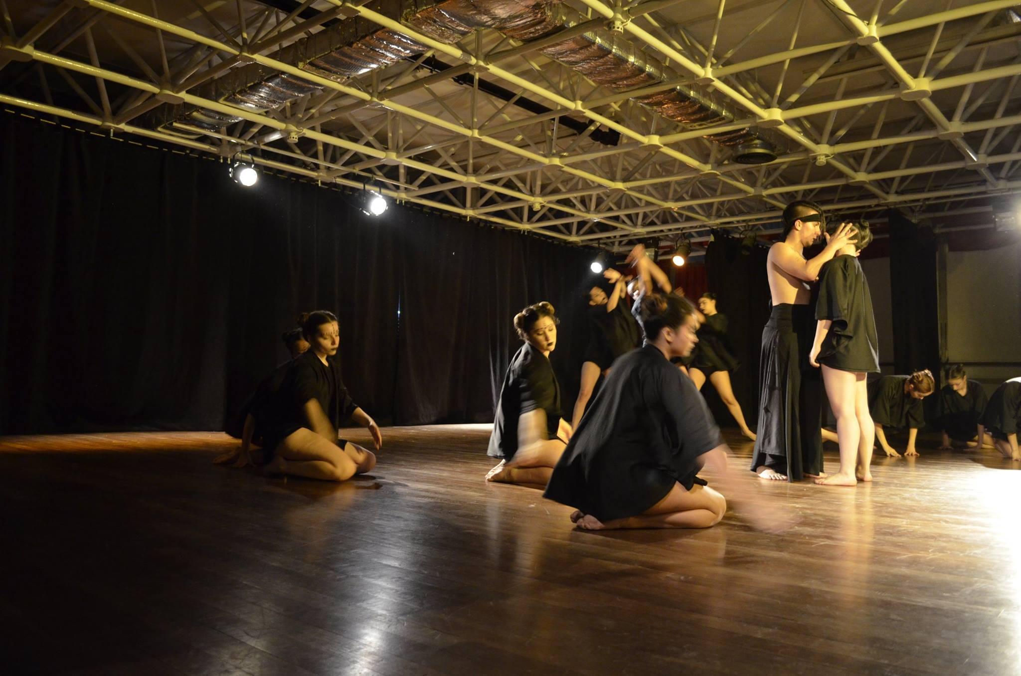 Escuela de Danza Jorge Donn