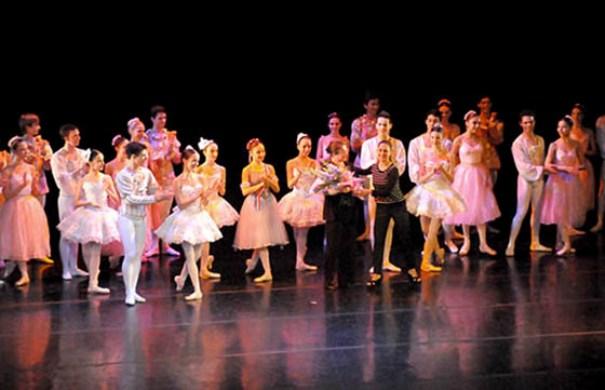 Escuela Oficial de Ballet de la Provincia