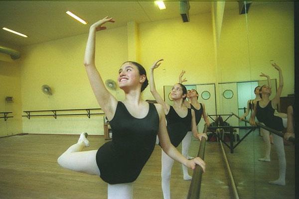 Seminario de Danza Nora Irinova