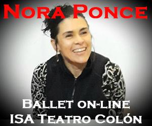 Nora Ponce: método Vaganova