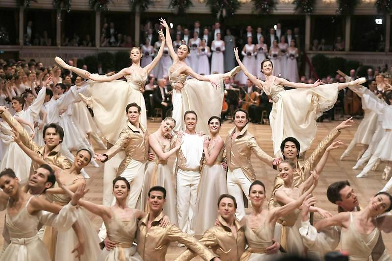 El Baile De La ópera De Viena Y El C0vid 19 Balletin Dance La Revista Argentina De Danza