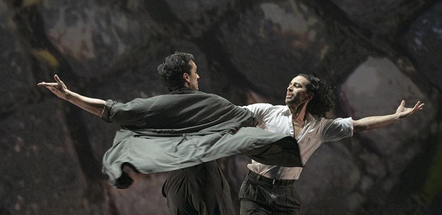 Regresó el Ballet del Colón al escenario
